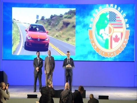 Volkswagen, Ford Win Top Car and Truck Awards