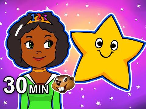 """""""Lullaby Sleepy Songs"""" 30 Minute Collection   Cute Baby Goodnight Songs, Kindergarten Nursery Rhymes"""