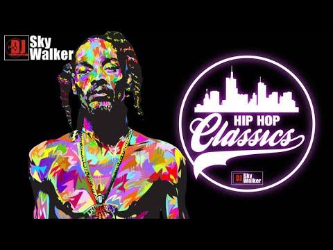 Hip Hop R&B Rap Music Megamix 2000s 90s OldSchool Club DJ Mix | DJ SkyWalker