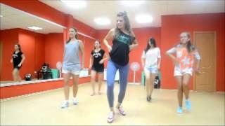 Открытые уроки 2013 (школа танцев YouDancer) Часть 1