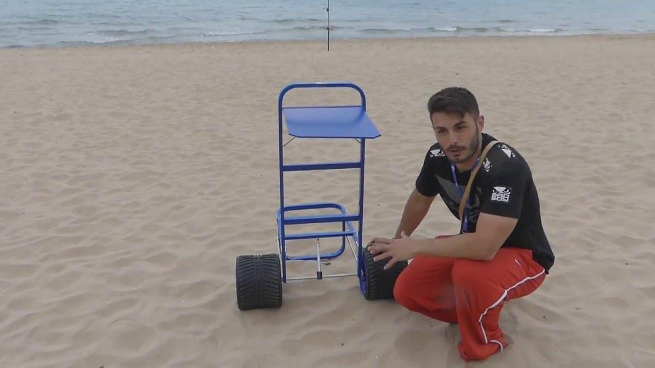 Monster car carro latour ruedas todoterreno youtube - Carro playa carrefour ...