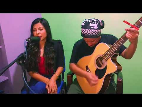 Ke Soche Maile | Juna Prasai | Acoustic Cover | Nepali Old Song | Samjhana Movie
