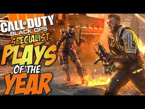 THE ENDGAME IS NEAR - Call of Duty Black Ops 4 PLAYS OF THE YEAR Semi Final #4 (Specialist) thumbnail