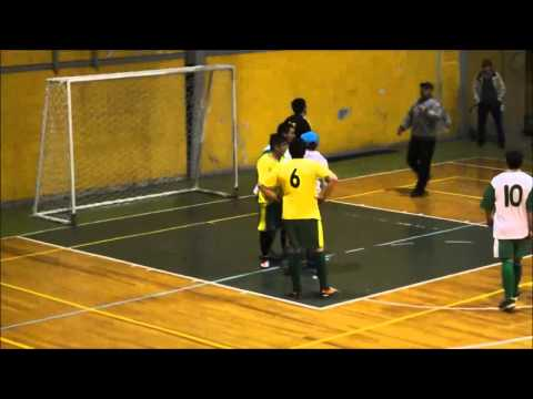Final y Premiacion Baby Futbol Perquenco 2015