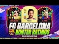 FIFA 20 | FC BARCELONA WINTER RATINGS REFRESH | BIGGEST UPDRADES | GRIEZMANN, DE JONG A.FATI & MESSI