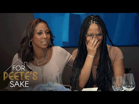 The Peetes Give Ryan an Emotional Send-Off | For Peete's Sake | Oprah Winfrey Network