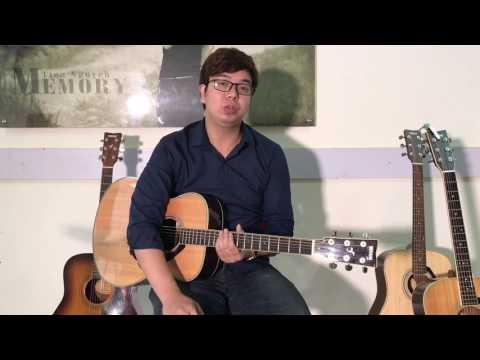 Review nhanh Guitar Yamaha FS-830(giá 9tr)- Thương hiệu guitar đến từ Nhật Bản