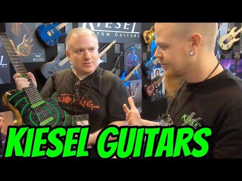 Kiesel Guitars - Winter NAMM 2020
