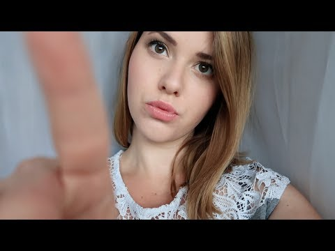 ASMR Entspanne mit mir ♡ Follow the Pen, Book Tapping & Stic