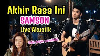 Download lagu Akhir Rasa Ini SAMSON - Live Akustik Musisi Jogja Project
