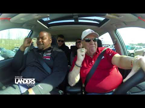 Carpool Karaoke | Steve Landers Toyota in Little Rock, Arkansas