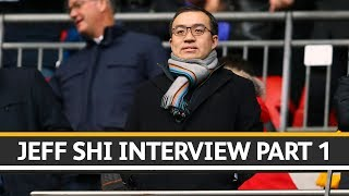 Jeff Shi on Wolves' progress, summer plans and the academy