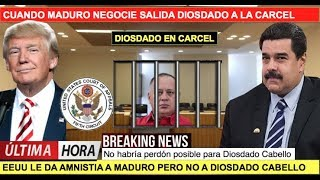 Si Maduro negocia a Diosdado le espera la carcel