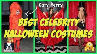 The BEST Celebrity Halloween costumes ever!!!!