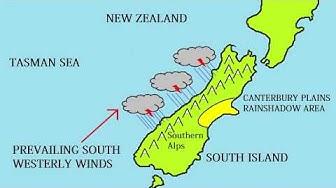 Orographic Rainfall  地形降雨