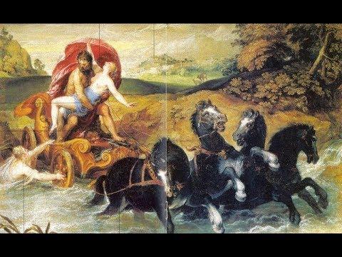 Gods Of Roman : Pluto