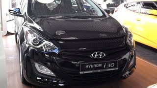 2013 Hyundai i30 Production Model 1080p FULL HD