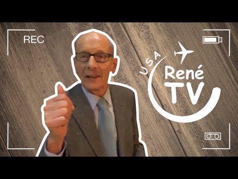 René TV aflevering 1: Dallas | De wereld rond met 80-jarigen