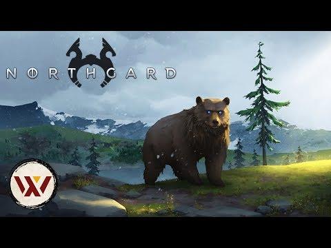 Northgard Bjarki Clan of the Bear Gameplay