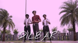 DILBAR DILBAR | DANCE VIDEO|Choreography by Hari sharmaNisha prajapati||ONE WAY CREW