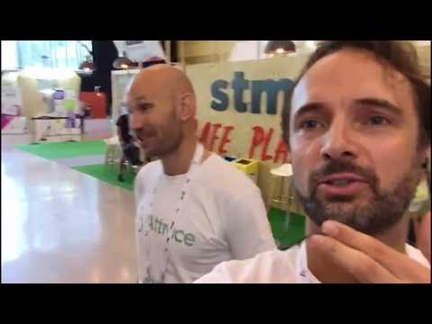 Attrace update with Erwin at Affiliate World Europe in Barcelona