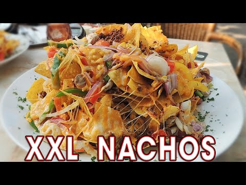 XXL NACHOS CHALLENGE IN BERLIN, GERMANY!!