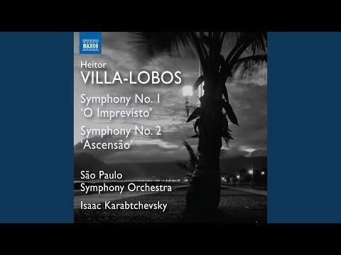 """Symphony No. 2, Op. 160, W. 132 """"Ascenção"""": I. Allegro Non Troppo"""