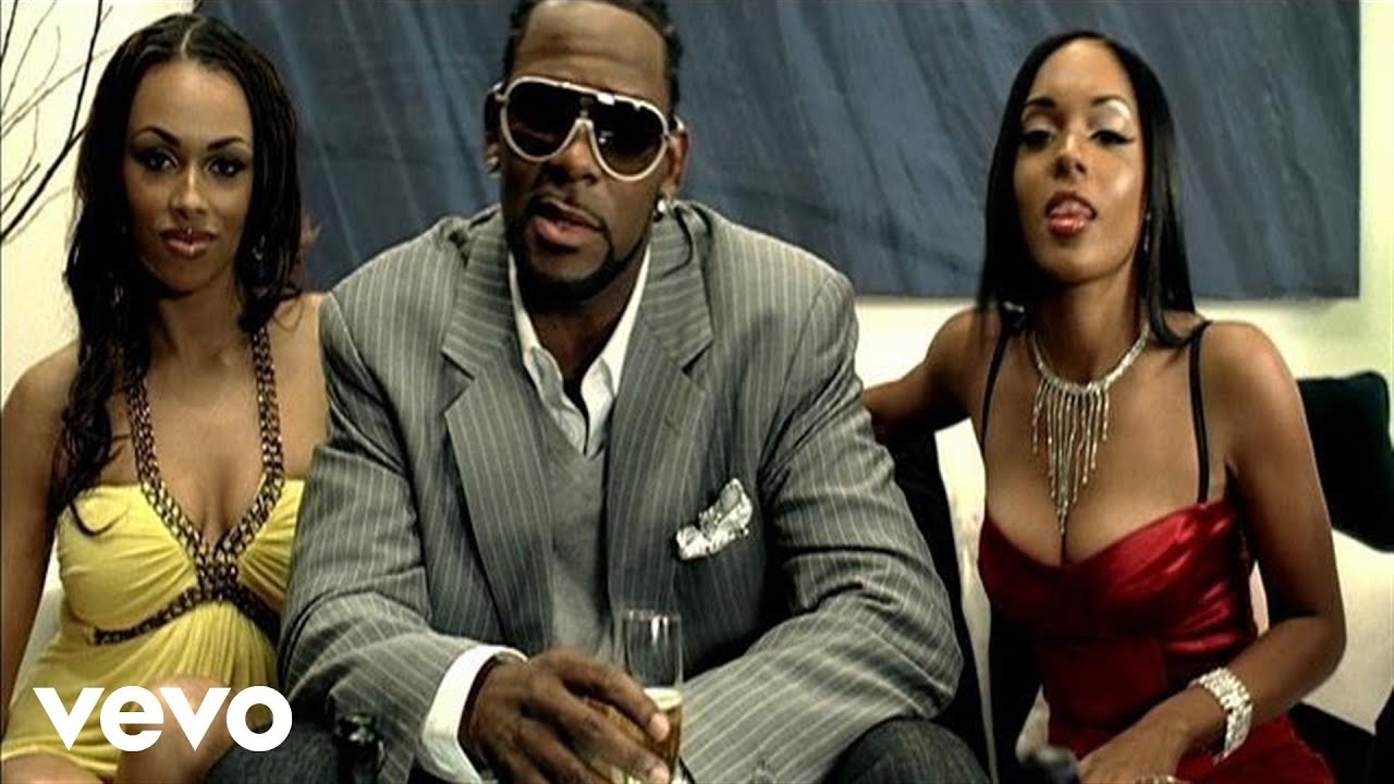 Songs you might not know that R  Kelly wrote