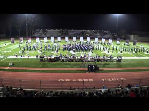 Los Osos Regiment 2015 Symphonic Journey