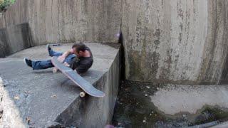RISKY Skate Spot!