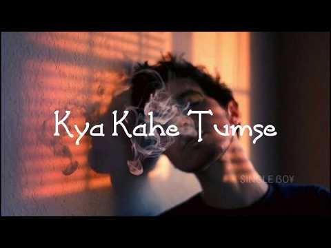 Duba Rahu Sada Tere Khayalo Mein|| Sad WhatsApp Status|| By Single Boy !