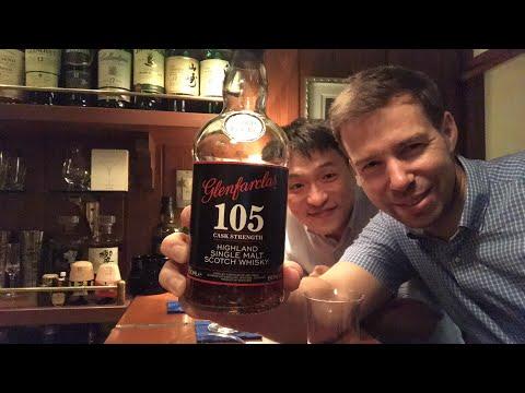 Glenfarclas 105 LIVE IN JAPAN @ Bar Core Osaka