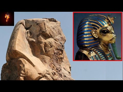 "The 1000 Ton ""Singing Statues"" Of Egypt"