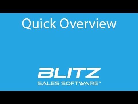Quick Overview of Blitz