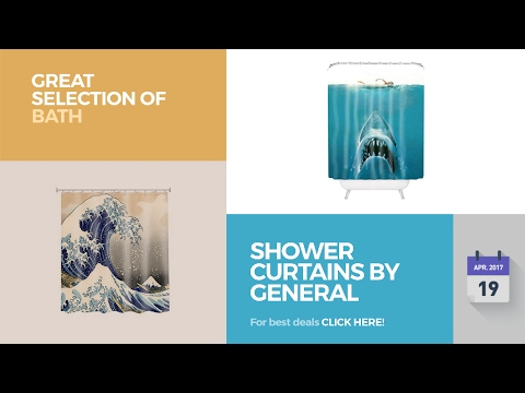 Shower Curtains By General Great Selection Of Bath Products