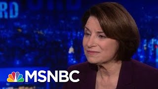 Sen. Amy Klobuchar: Senate Must Hear From Witnesses | The Last Word | MSNBC