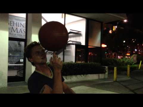 Jeremy Jordan Basketball