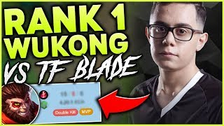 Download CHALLENGER WUKONG MAIN VS. TF BLADE TOP LANE?! CLASH OF THE TITANS - League of Legends Mp3 and Videos