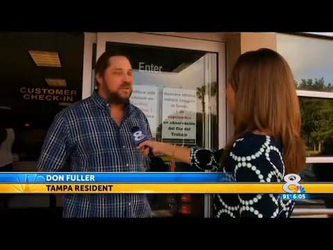 FL vehicle registration renewal fees drop