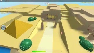 Roblox: Super Blocky Ball - Tomb Ruins: Marbles