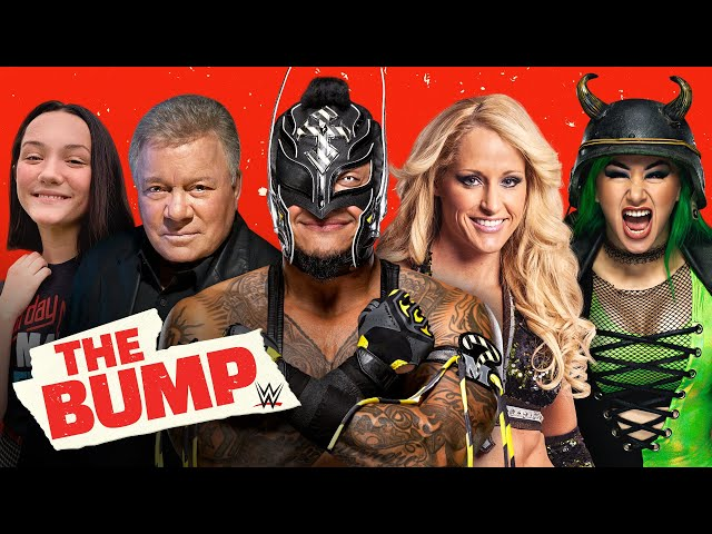 Rey Mysterio on family drama, Halloween Havoc and more: WWE's The Bump, Oct. 28, 2020