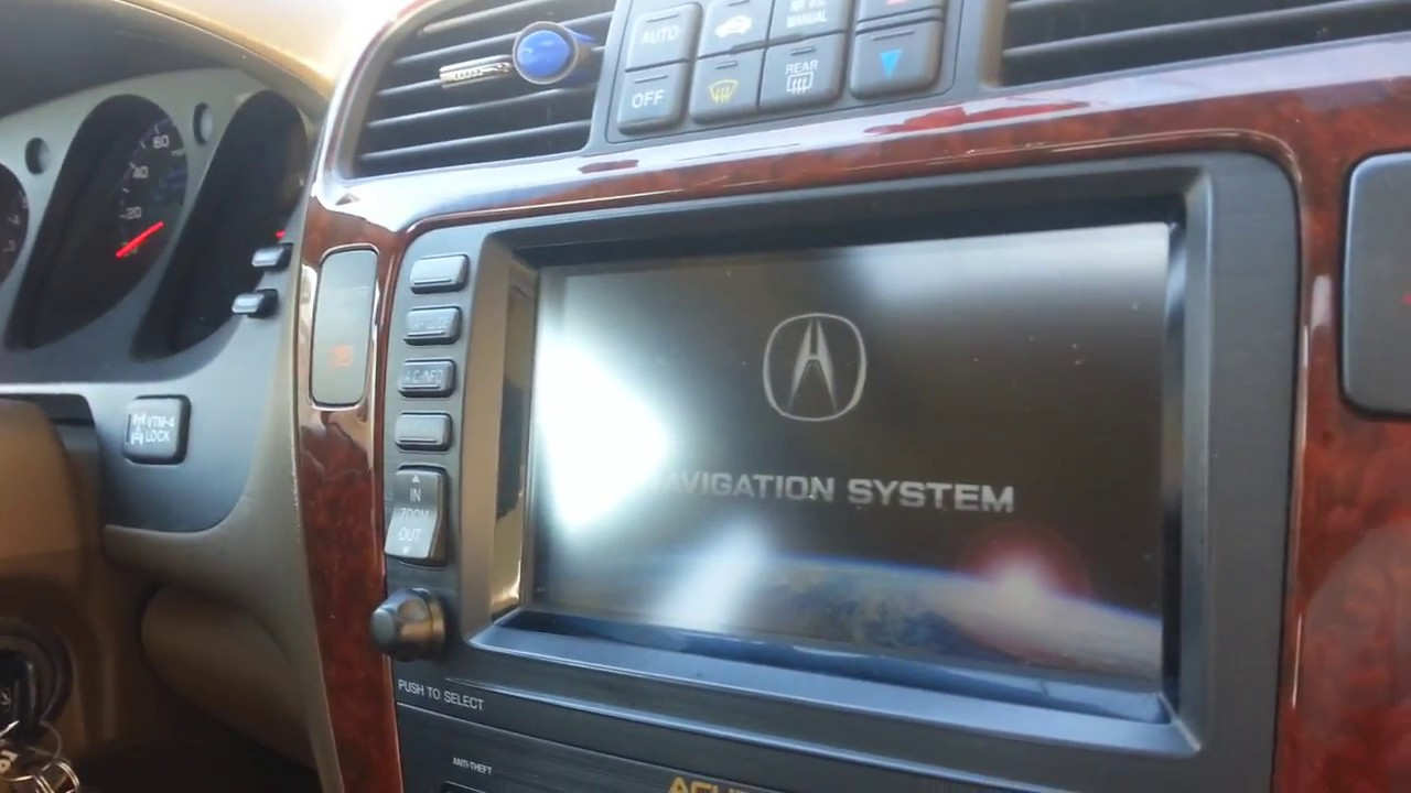 2005 acura mdx all interior lights navigation screen fuse box location [ 1280 x 720 Pixel ]