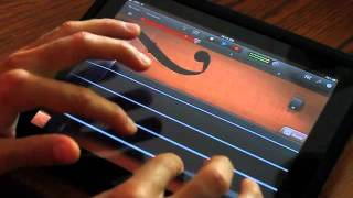 GarageBand on iPad Tutorial