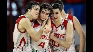 Ömer Yasir Küçük vs Australia 13 points (FIBA U17 World Cup)