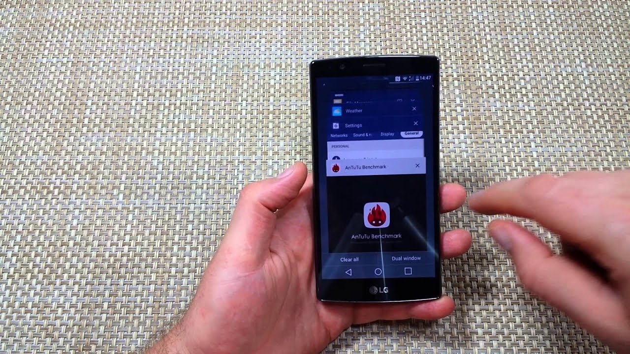 Lg G4 How To Close Your Recent Or Background Running Apps