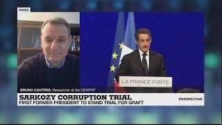 Nicolas Sarkozy's trial represents 'the old world of French politics'