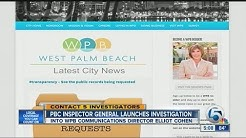 PBC Inspector General launches investigation