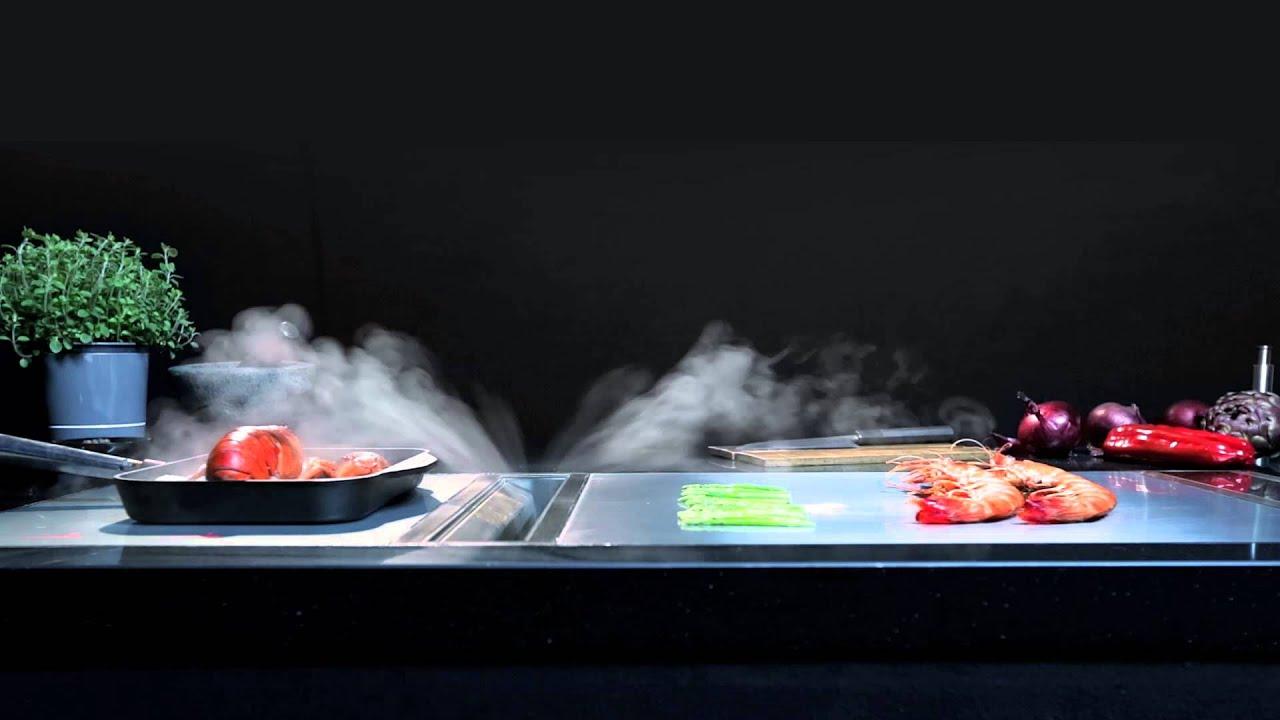 Teppanyaki Grill Kochtische, Kochplatten und Gastro