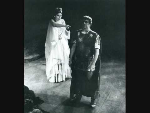 Maria Callas, Franco Corelli, Nicola Zaccaria - Finale Norma