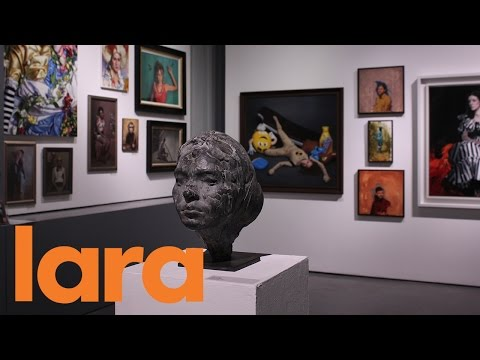 "LARA exhibition ""Atelier 